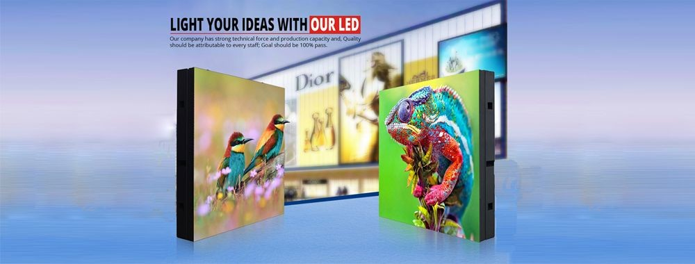 Porcellana il la cosa migliore RGB led display sulle vendite