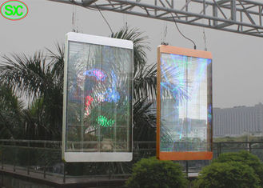 schermo led trasparente