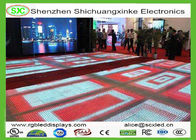 Indoor LED Dance Floor Display , Wedding Wifi Control Floor Screen