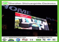 P4 High Resolution Curtain LED Display , waterproof IP65 Nationstar system