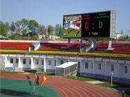 Sports Stadium Advertising Scoreboard P4.81 LED Video Wall Rental 1R1G1B