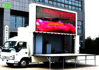 Full color Outdoor p4.81 Mobile Truck LED Display led mobile digital advertising sign trailer