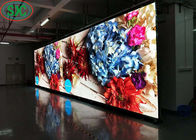 40000/Sqm Density Indoor Full Color LED Display Waterproof With Sealed Iron Cabinet
