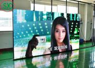Interior SMD2121 P3.91 full color stage led screen iron and steel cabinet 3 years warranty