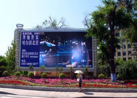 Full Color Advertising LED Screens P6 Outdoor High Resolution IP65 Large Size