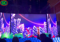 Indoor Large Stage LED Screens Show Events Audio Visual High Refresh Rate 1920hz