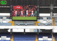 Indoor Large Programmable Led Display Board Basketball Stadium Screen P5 10 Bits Gray Scale