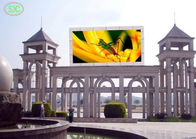 HD Outdoor Full Color LED Display Board P8 5000-10000 Nits Brightness Easy To Install