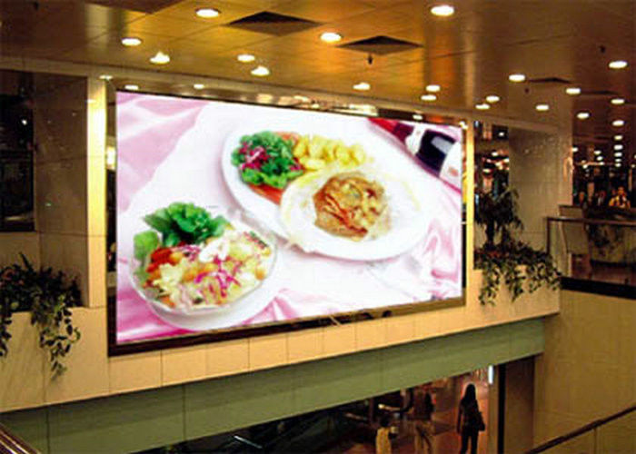 Full Color Large Led Screens Hire For Concerts / Wedding , 576mm X576mm Cabinet Size