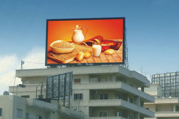 DIP Big Front P16 Outdoor Full Color LED Display Advertising LED Billboard