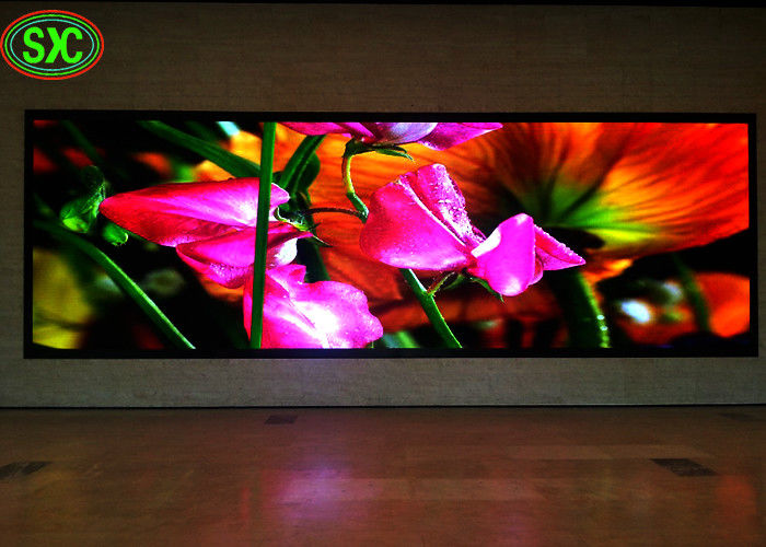High Resolution P2.5 SMD LED Screen Indoor LED Display 3G / 4G Wireless Control