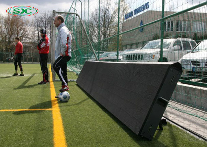 DC5V 10mm Pitch Stadium LED Display Waterproof Large Screen SMD3535 For Rental