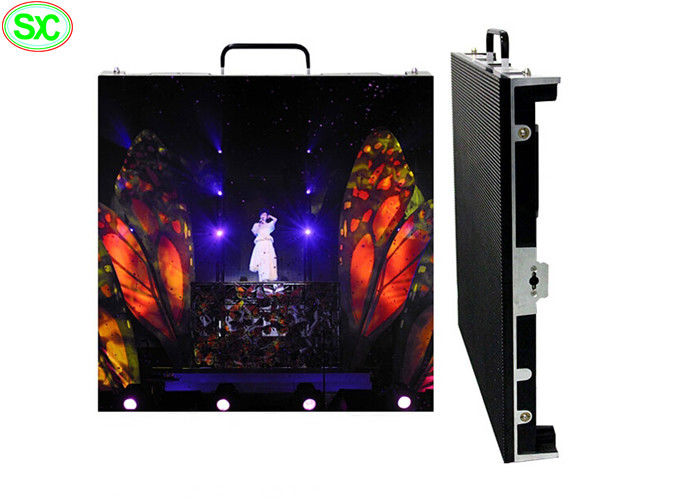 Hight Brightness Outdoor Stage Led Video Wall , P5 SMD Stage Led Screen Concert