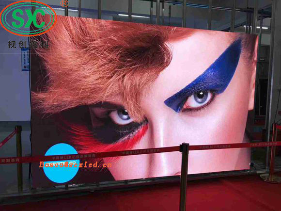 High Brightness Indoor Full Color Led Display SMD P5/P4 Wide Viewing Angle