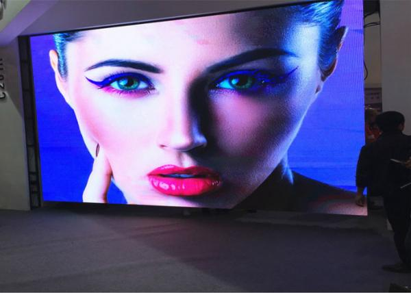 Vivid show full color P20 led display,high refresh rate LED screen